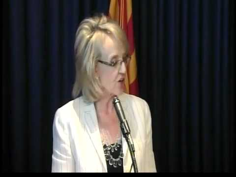 Gov. Jan Brewer addresses SB 1070 ruling