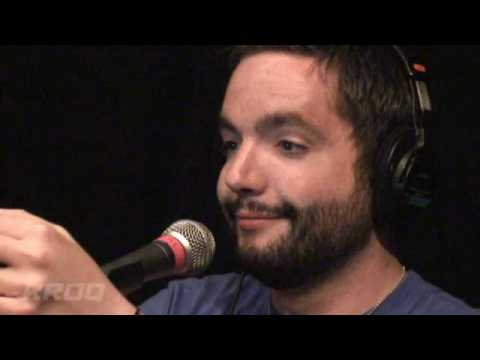 A Day To Remember - Monument (Acoustic) Live at KROQ