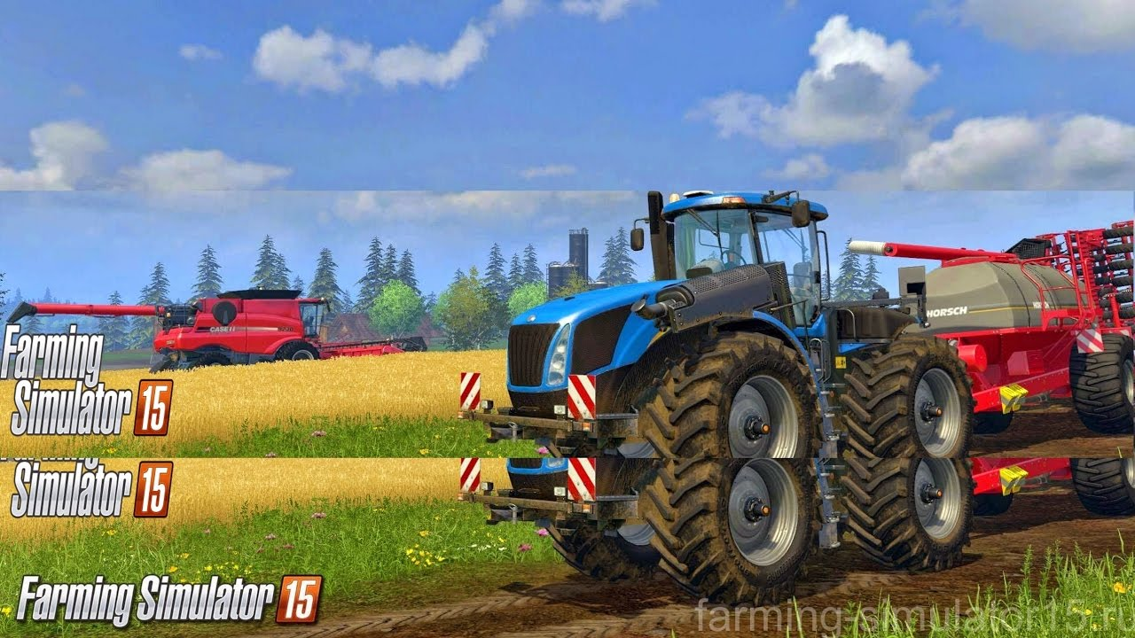Как посадить траву в farming simulator 2018