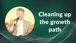 Cleaning up the growth path