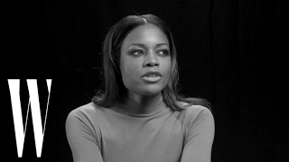 When It Comes to On-Screen Kisses, Naomie Harris Prefers Not Too Much Tongue