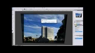 Correcting Converging Verticals in Photoshop with Lens Correction