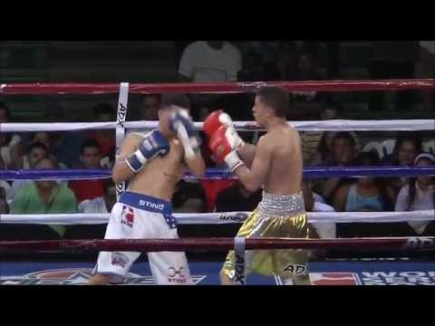 Puerto Rico Hurricanes v USA Knockouts - World Series of Boxing Season V Highlights