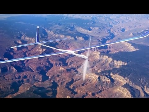Facebook to Buy Drone Maker to Help Spread Internet Access