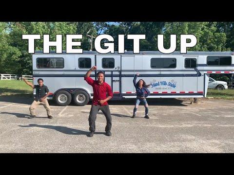 Blanco Brown - The Git Up (Dance Video) #thegitupchallenge