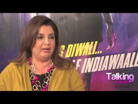 Abhishek Bachchan Farah Khan Vivaan Shah' Exclusive on Happy New Year Part 4