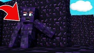 GÖRÜNMEZ OBSİDYEN OLDUM! - Minecraft SAKLAMBAÇ
