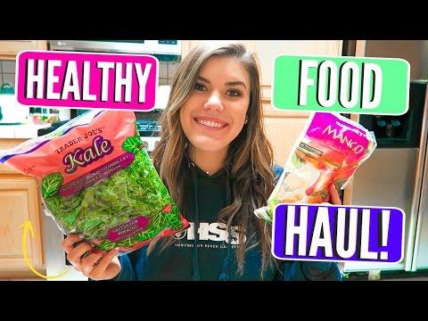 HEALTHY FOOD HAUL!