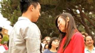 Phim hai - Loi cau hon ngot ngao cua doi ban tre Nam - Trang o nuoc ngoai