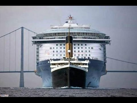 Wonders of World : Top 5 The Largest Cruise Ships in 2015