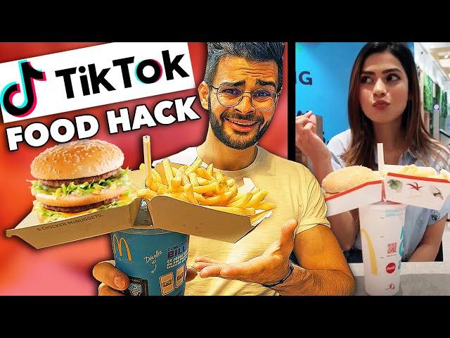 Je teste des food hack TikTok... voilГ ce qui se passe