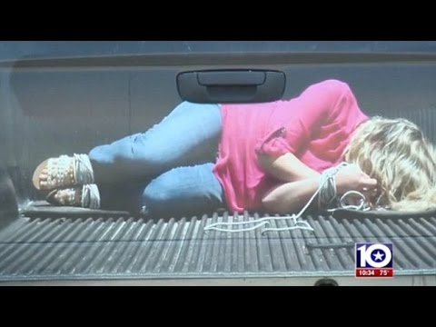 Offensive Decal In Usa Shows Woman Bound And Gagged video