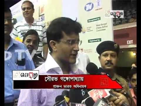 SOURAV GANGULY: OLYMPICS SPORTS SHOULD GET MORE SUPPORT