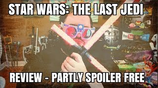 STAR WARS: THE LAST JEDI - REVIEW (First part spoiler free!)