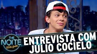 Entrevista com Júlio Cocielo | The Noite (10/03/17)