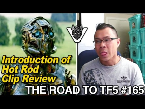 Introduction of Hot Rod Clip Review - [THE ROAD TO TF5 #165]