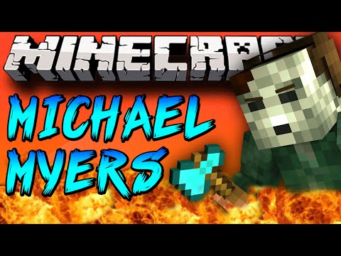 Minecraft Michael Myers - Terminal Map Challenge (Minecraft Kill-Tag)! w/Lachlan & Friends!