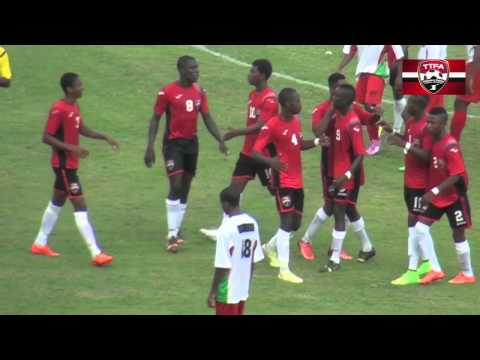 Trinidad and Tobago vs Guadeloupe Highlights