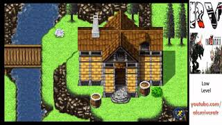 Final Fantasy VI: the annoying dragoon boots (Low level) 7/24