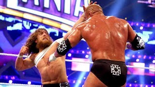 Daniel Bryan vs. Triple H: WrestleMania 30