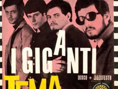 Giganti - Tema