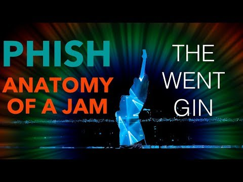 Phish - Anatomy of a Jam - 8.17.1997 Bathtub Gin - The Great Went