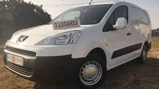 Peugeot Partner 1.6 HDI LONGA 90 CV para Venda em Stand Pires . (Ref: 559078)