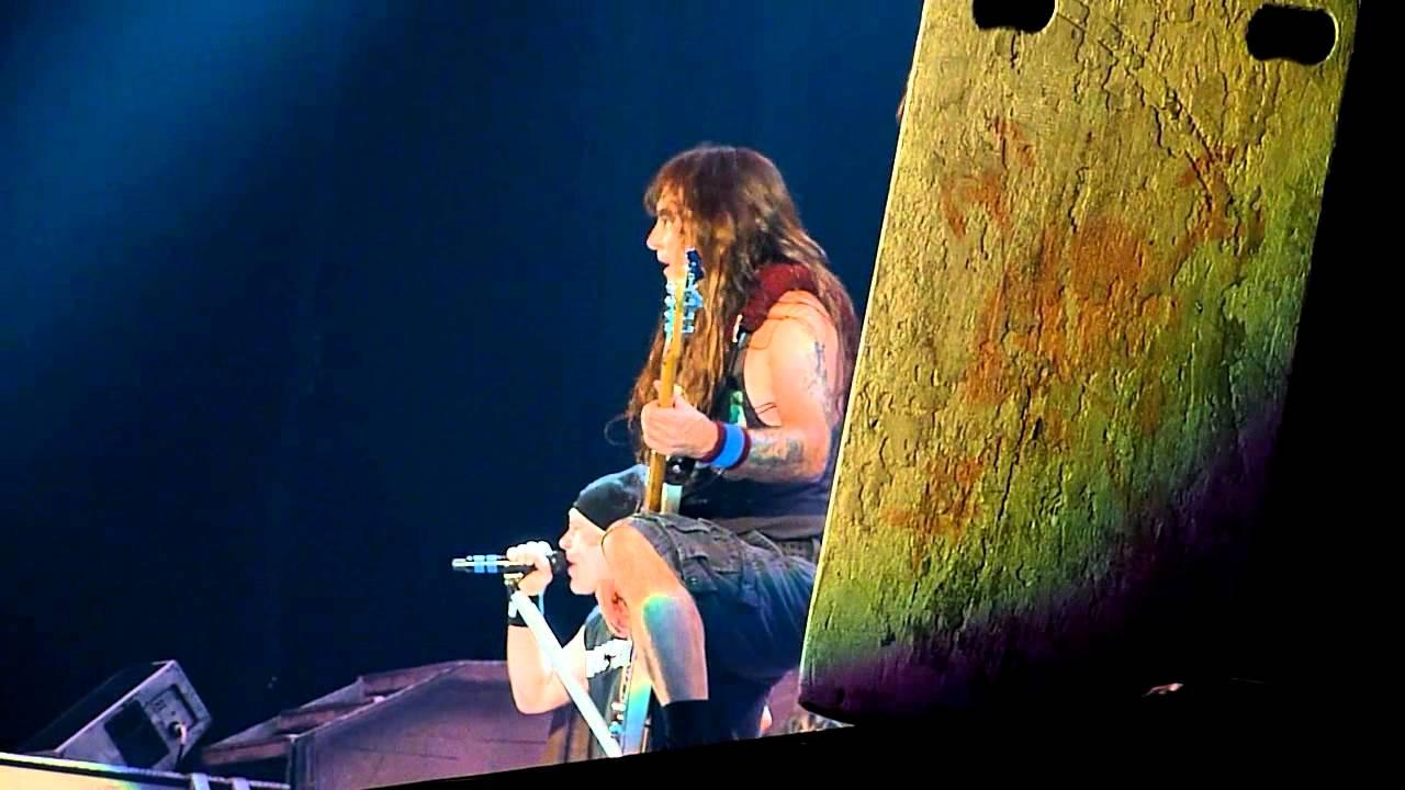Gelredome Iron Maiden Iron Maiden Talisman