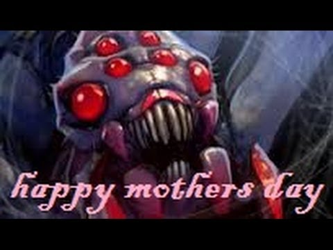 Stupid Voices in Dota 2: [Brood]Mother's Day