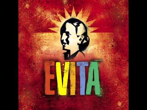 Instrumental - Evita - Perons latest flame