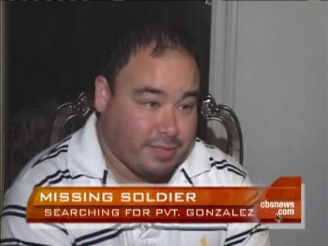 Soldier Goes Missing