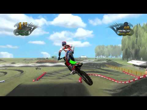 MX vs ATV Supercross Updates   Track Review
