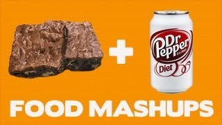 Dr. Pepper Brownies Recipe Mashup