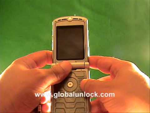 Посмотреть ролик - Discover The Easiest Rogers Motorola V635 Unlock Method.