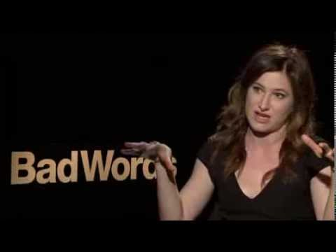Kathryn Hahn on the freedom to try anything in 'Bad Words'