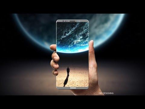 Samsung Galaxy Note 8 Concept