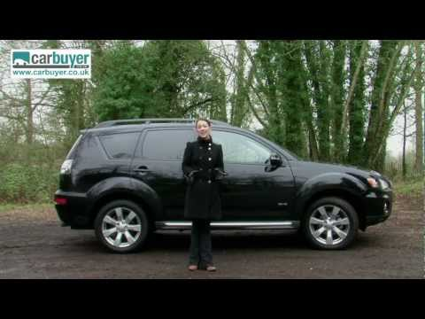 Mitsubishi Outlander SUV 2007 - 2013 review - CarBuyer