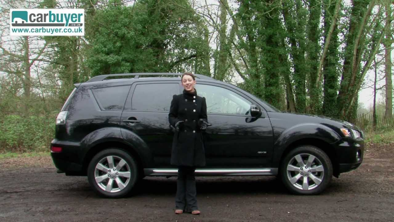 Mitsubishi Outlander Suv 2007 2013 Review Carbuyer Youtube