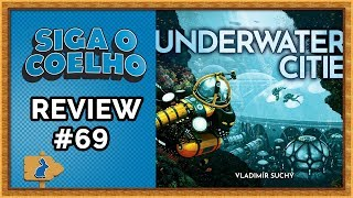 UNDERWATER CITIES | REVIEW #69 (CIDADES SUBMERSAS)