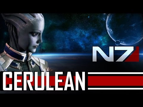 Mass Effect 3 -a- Cerulean (Liara & Shepard Tribute)