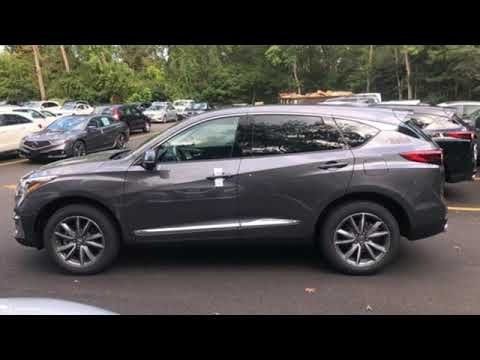 New 2020 Acura RDX Framingham Natick Marlborough MA, MA #A012632