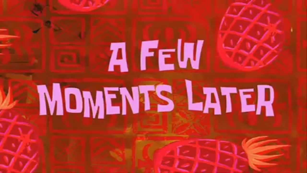 Few Moments Later a Few Moments Later hd 2