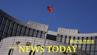 As Trade War Looms, China Cuts Some Banks' Reserve Requirements To Boost Lending | News Today |...