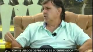 Gerardo 'Tata' Martino en Sin Anestesia (FOX Sports) | 15-04-12 | PartidosLeprosos