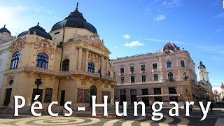 Pecs Hungary (Travel Guide) - Things to Do in Pécs