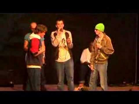 Beatbox World Championship Tom VS Roxorloops r2/2