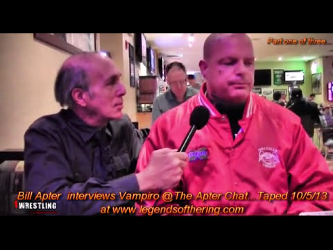 VAMPIRO OPENS UP @THE APTER CHAT...PART I OF 3