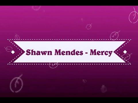 download lagu Shawn Mendes - Mercy KARAOKE NO VOCAL gratis