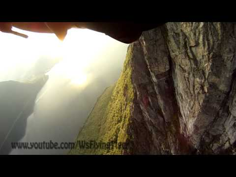 Norway Base 2011 - Wingsuit proximity by Tiger Odd-Martin