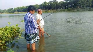 Best Fishing Videos By Momin Ullah In Meghna River